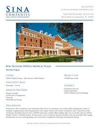 DePaul Medical Plaza Case Study Image