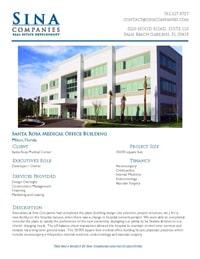 Santa Rosa Medical Center Printable Case Study