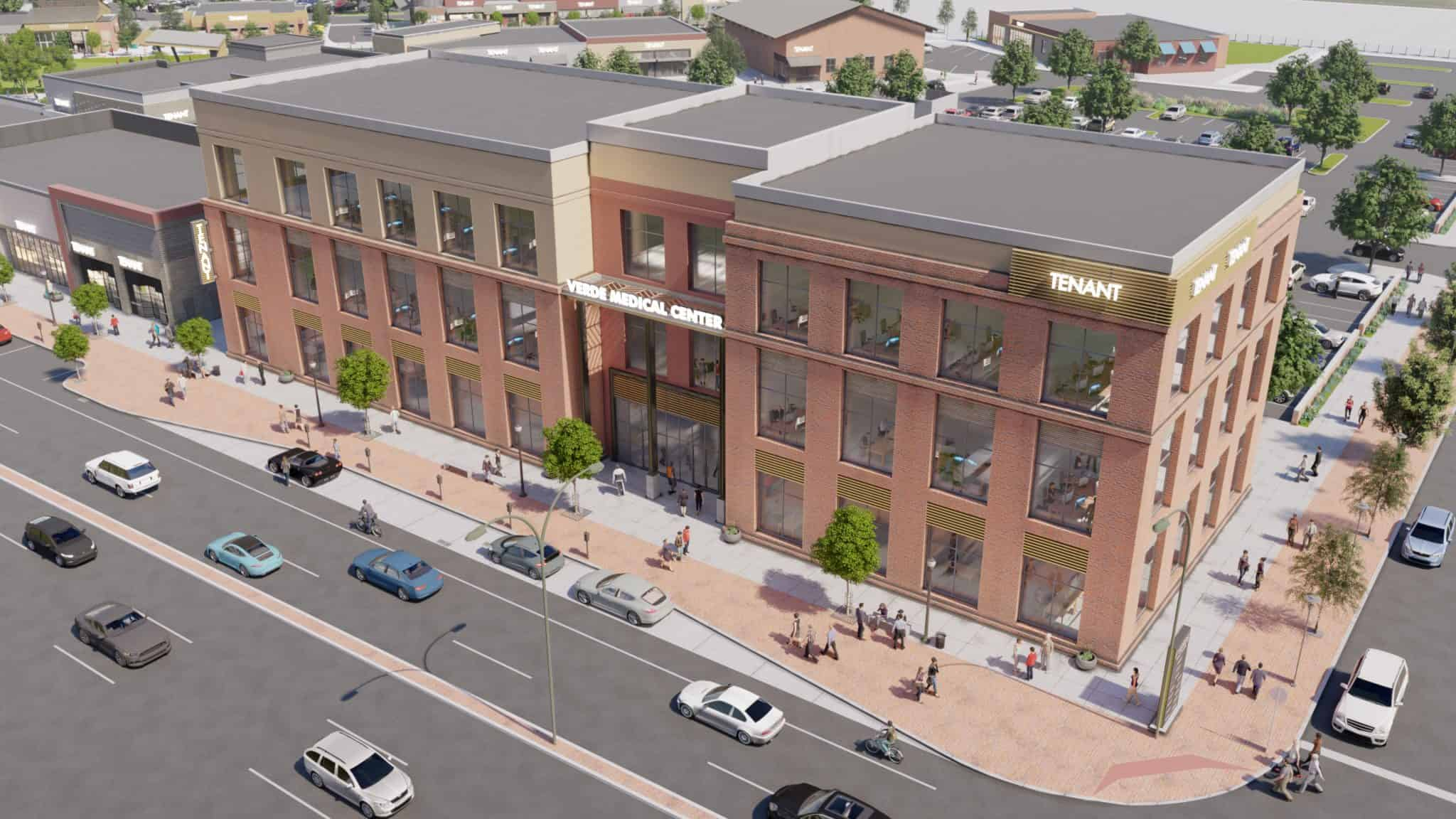 Verde at Cooley Station Breaks Ground