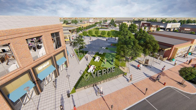 Verde at Cooley Station sets groundbreaking date